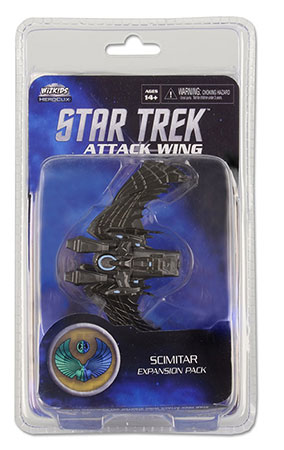 Star Trek Attack Wing - Scimitar Romulan Exp. Pack