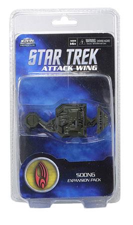 Star Trek Attack Wing - Soong Borg Exp. Pack