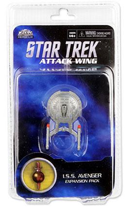 Star Trek Attack Wing - I.S.S. Avenger Exp. Pack