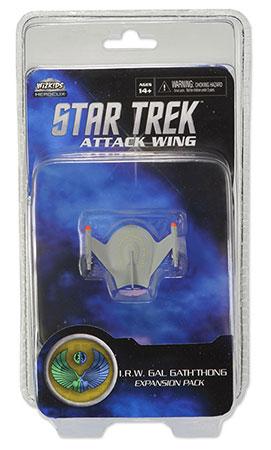 Star Trek Attack Wing - I.R.W. Gal Gath´thong Exp. Pack