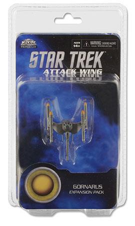 Star Trek Attack Wing - Gornarus Exp. Pack