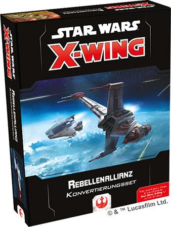 Star Wars: X-Wing 2.Edition - Rebellenallianz Konvertierungsset