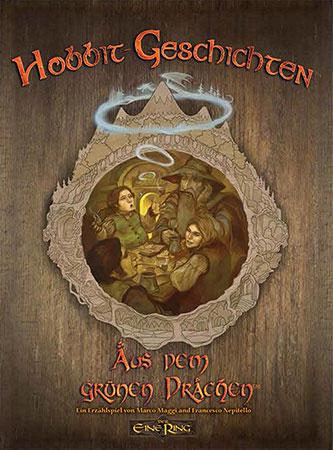 Der Eine Ring - Hobbit-Geschichten aus dem Grünen Drachen