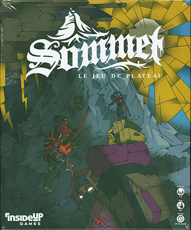 Sommet - The Board Game (French Version)