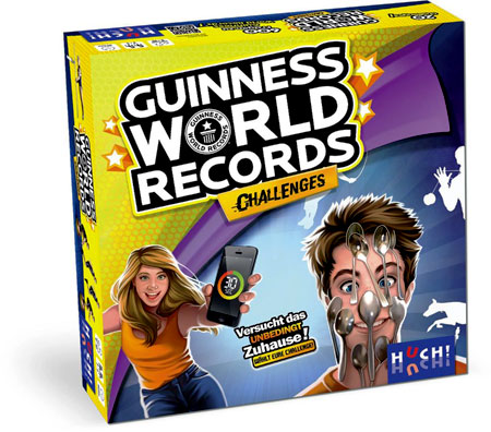 Guinness World Records - Challenges