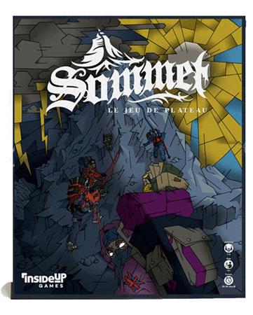 Sommet - Yeti Erweiterung (French Version)
