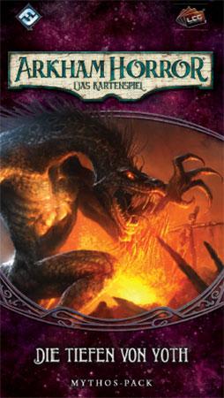Arkham Horror - Das Kartenspiel - Die Tiefen von Yoth (Mythos-Pack Vergessene Zeitalter 5)