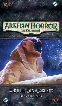 Arkham Horror - Das Kartenspiel - Wächter des Abgrunds Szenario-Pack