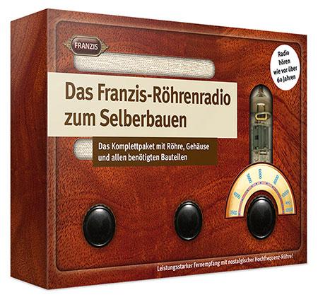 Franzis: Röhrenradio zum Selberbauen (ExpK)