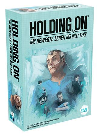 Holding On: Das bewegte Leben des Billy Kerr