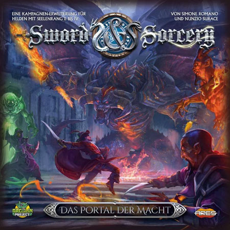 Sword & Sorcery - Das Portal der Macht Erweiterung