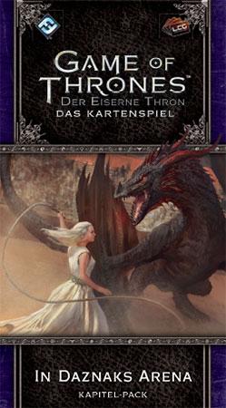 Der Eiserne Thron - Das Kartenspiel 2. Edition - In Daznaks Arena (Tanz der Schatten 5)