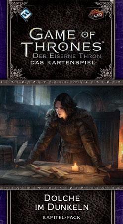 Der Eiserne Thron - Das Kartenspiel 2. Edition - Dolche im Dunkeln (Tanz der Schatten 6)