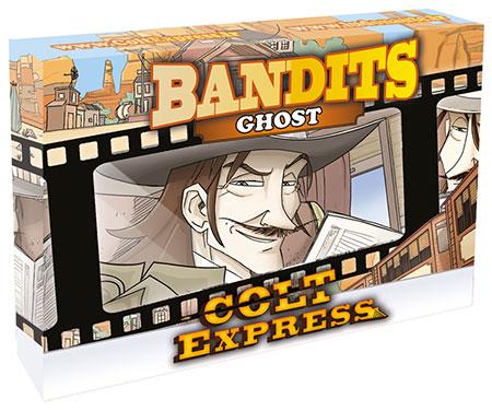 Colt Express - Bandits - Ghost Erweiterung