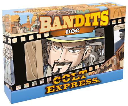 Colt Express - Bandits - Doc Erweiterung