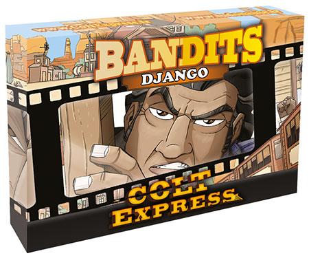 Colt Express - Bandits - Django Erweiterung