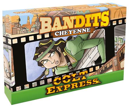 Colt Express - Bandits - Cheyenne Erweiterung
