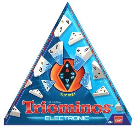 Triominos - Electronic