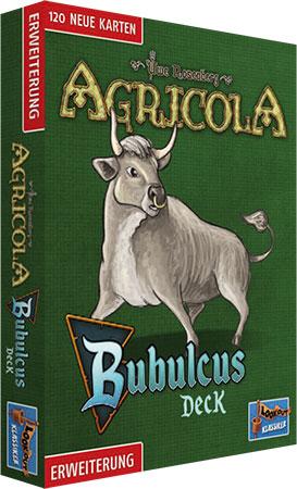 Agricola - Bubulcus-Deck Erweiterung