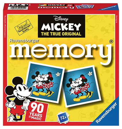 Disney Mickey Mouse Memory