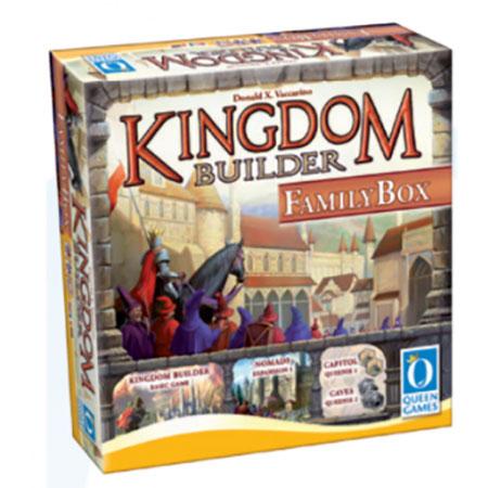 Kingdom Builder - Family Box