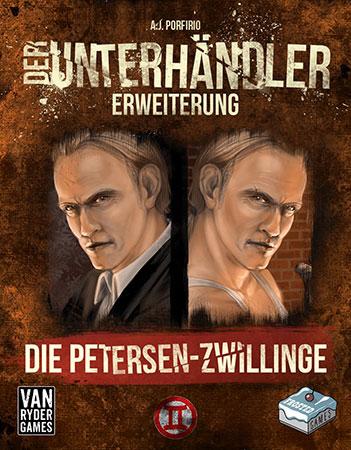 Der Unterhändler - Die Petersen Zwilinge Erweiterung