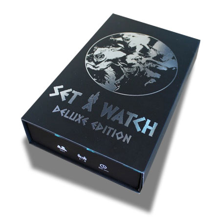 Set a Watch (Deluxe-Edition) (de)