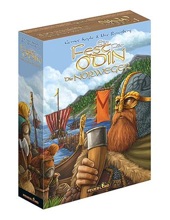 Ein Fest für Odin - Die Norweger Erweiterung