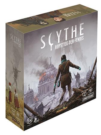 Scythe - Aufstieg der Fenris Erweiterung