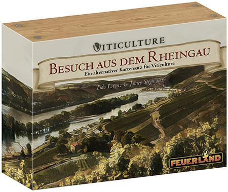 Viticulture - Besuch aus dem Rheingau Erweiterung