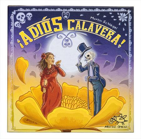 Adios Calavera - 3 Spieler Erweiterung