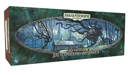 Arkham Horror - Das Kartenspiel - Rückkehr zu: Das Vermächtnis von Dunwich Erweiterung