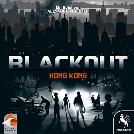 Blackout: Hong Kong