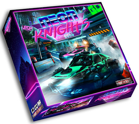 Neon Knights 2086