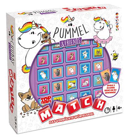 TOP TRUMPS Match - Pummeleinhorn