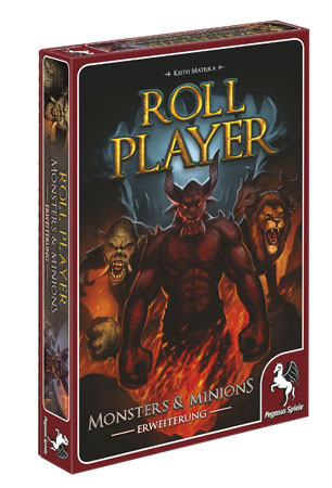 Roll Player - Monster & Minions Erweiterung (Pegasusversion)