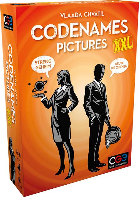 Codenames - Pictures XXL