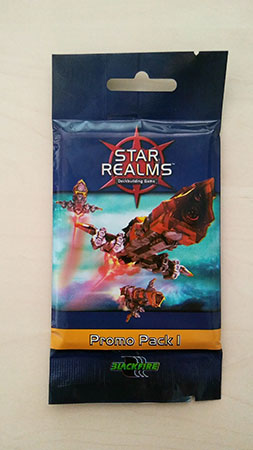 Star Realms - Promo Pack 1 (engl.)