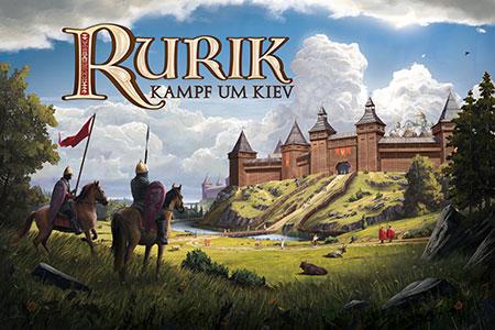 Rurik - Kampf um Kiev - Deluxe Edition mit Miniaturen (dt.)