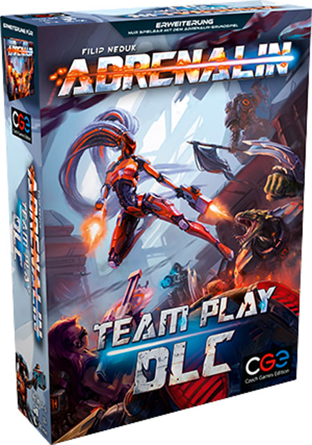 Adrenalin - Erweiterung: Team Play DLC