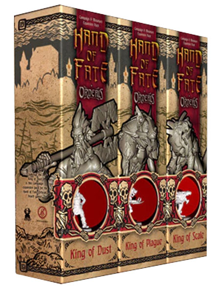 Hand of Fate: Royalty Expansion