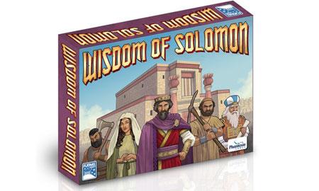 Wisdom of Solomon (engl.) -  Kickstarter Edition