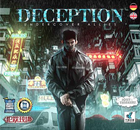 Deception: Undercover Allies / Getäuscht: Heimliche Verbündete - Erweiterung (de/en)