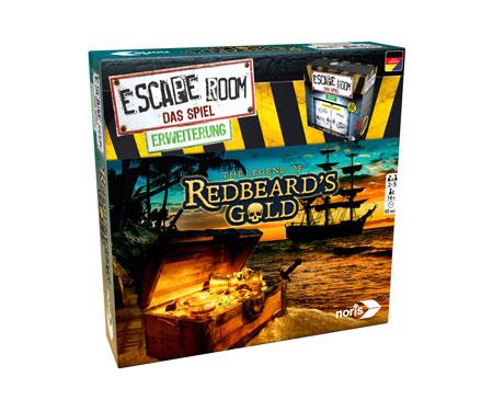 Escape Room - Redbeards Gold Erweiterung