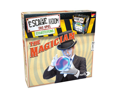 Escape Room - The Magician Erweiterung