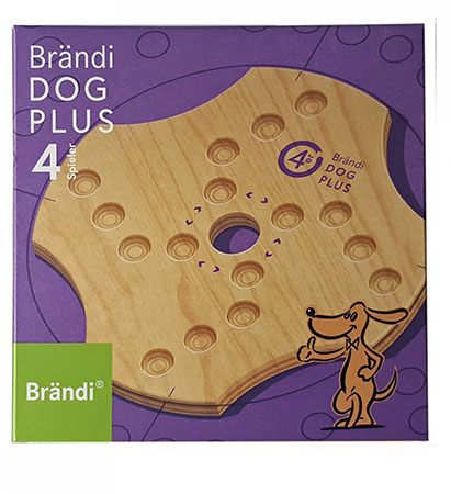 Brändi Dog Plus 4 - ultimative Erweiterung - für 4 Spieler Version