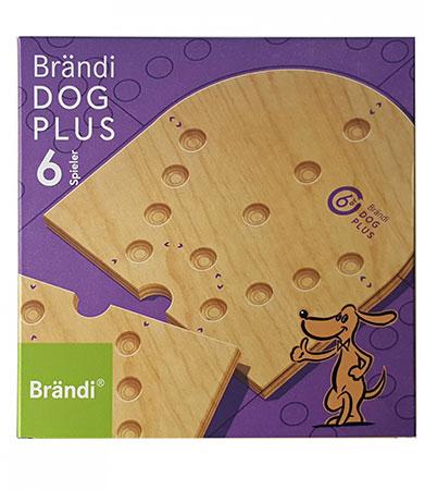 Brändi Dog Plus 6 - ultimative Erweiterung - für 6 Spieler Version