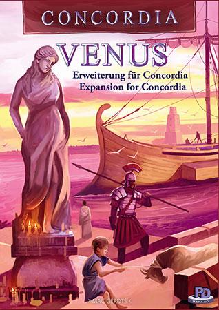 Concordia Venus – Erweiterung für Concordia