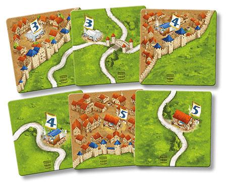 Carcassonne - Die Bader Erweiterung