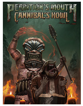 Perdition´s Mouth: Abyssal Rift - Cannibal´s Howl (engl.)